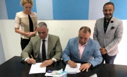 Press Release regarding Channel Georgia Consulting and Fine Hygienic Paper FZE signing a Sales Representation Agreement for Eurasia