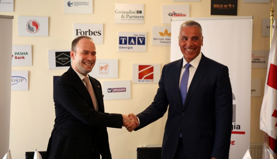 Channel Georgia Consulting and Ermed Georgia LTD sign a Cooperation Agreement